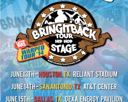 Slop Musket Warped Tour Texas Dates!