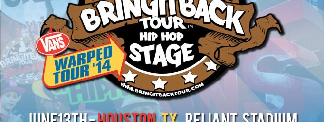 Slop Musket Warped Tour Texas Dates!