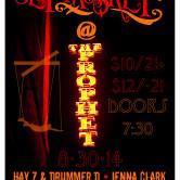 Slop Musket @ Prophet Bar, Dallas Texas