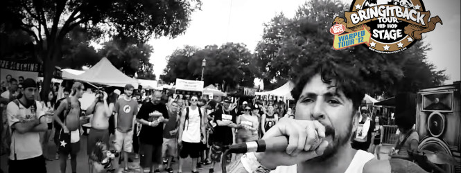 2014 Vans Warped Tour #YOBIBT Video