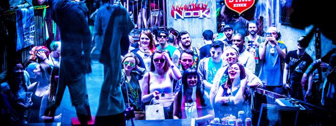 Crushkill Recordings Showcase SXSW 2015