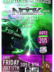 Slop Musket at Nook Amphitheater